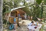Luxe kampeervakanties in ingerichte Safaritenten