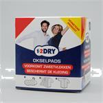 20 anti transpirant Okselpads - Wit - Medium