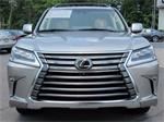 LEXUS LX 570 SUV Gulf Specs 2019 (Silver) FOR SALE