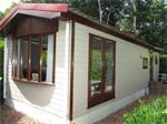 Tijdelijke woning/chalet beschikbaar op rustig park