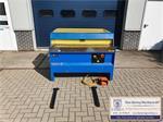 JBS 1250x3mm plaatschaar HM elektrische schaar gebruikt