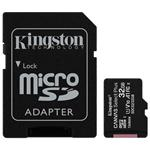 Kingston Canvas Select Plus microSDHC 32GB + SD-adapter