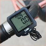 SUNDING SD-570 Bicycle Speedometer Cycling Computer LCD Digi
