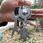 Bicycle Shape Portable Outdoor Survival Multi-function Tool