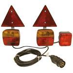 Carpoint Achterlichtset Magneetbevestiging 0404086