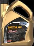 MOTOR OIL 0W-40 HIGH PERFORMANCE STREET 5 LITER 06005S 06005