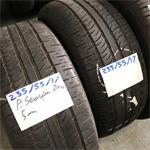 2 x Pirelli Scorpion Zero 235-55-17 Zomerbanden 5mm