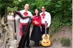 Trio Los Mayas Mexicaanse& Spaanse muziek.