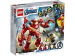 Lego Super Heroes 76164 Iron Man Hulkbuster versus A.I.M. Ag