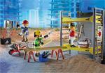 Playmobil City Action 70446 Stelling met werklieden