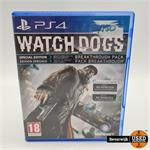 Watch Dogs PS4 Game - In Nette Staat