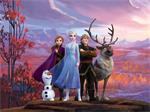 Disney Frozen fotobehang L