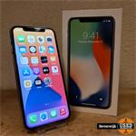 Apple iPhone X 64GB Wit - In Nette Staat