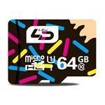 LD 64GB High Speed Class 10 TF/Micro SDXC UHS-1(U1) Memory C