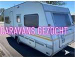 Gezocht Diverse Tandemassers Caravans Bj./Type
