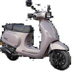 AGM VX50s EFI (Smokey) bij Central Scooters kopen €1678,00 o