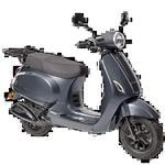 AGM VX50i (E5) (Donker grijs) bij Central Scooters kopen €16