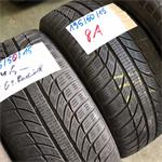 2 x GT Radial 195-55-15 Winterbanden 4,5mm