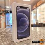 Apple iPhone 12 Mini 128GB Zwart - Nieuw in Seal + 1 Jaar Ga