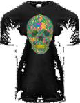 Fox Originals Glow in the Dark Polygone T-shirt Maat XXL