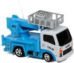 Mini- hoogwerker - met rc afstandsbedieningen - 1:64 - Model