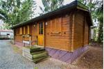 Chalet met Finse sauna voor 4 personen op de Veldkamp in Epe