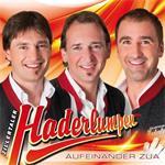 Zillertaler Haderlumpen – Aufeinander zua (CD)