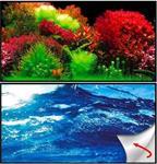 Osaka achterwandposter Ocean/Ruby