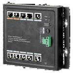 PoE switch 8 poorten + 2 Uplink poorten - speed 10/100/1000M