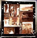 Schilderij 75 x 75 cm