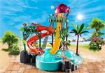 Playmobil Family Fun 70609 Water park met glijbanen