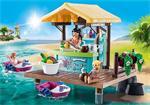 Playmobil Family Fun 70612 Waterfietsen verhuur met sapbar