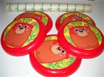 Frisbee 5 stuks