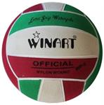 Voordeelbundel (10+prijs) Winart waterpolo bal mini-polo maa
