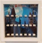 Lego Display CMF serie Harry Potter & Fantastic Beasts
