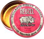 ReuzelPomade Water Soluble High Sheen - Red 113 gr