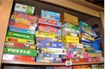 Online Veiling: Partij diverse soorten puzzels