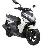 Kymco New Super 8R (E5)  (Wit ) bij Central Scooters kopen €