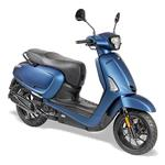 Kymco New Like special edition (E5) (Mat blauw ) bij Central