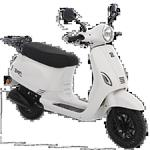 AGM VX50i (E5) (Wit) bij Central Scooters kopen €1698,00 of