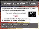Toyota Leder reparatie en stoffeerderij Tilburg