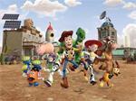 Toy Story Fotobehang Posterbehang Disney VLIES