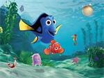 Finding Dory Nemo Posterbehang VLIES Fotobehang