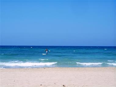 Grote foto strand cultuur mooie landschappen in zuid italie vakantie italie