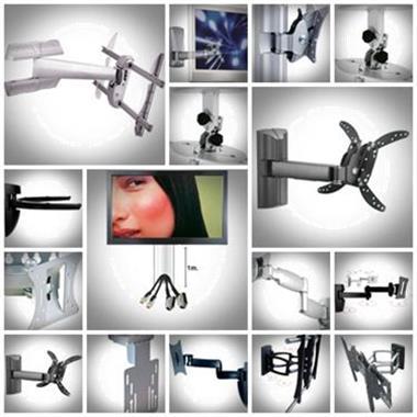 Grote foto d ophangbeugelwinkel snel veilig goedkoop audio tv en foto wandbeugels