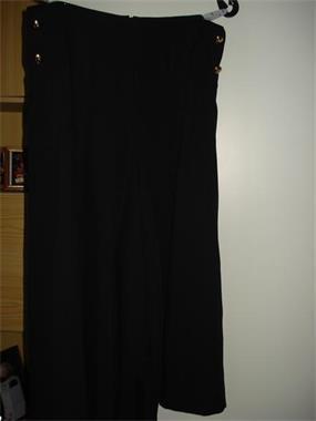 Grote foto broekrok kleding dames broeken en pantalons