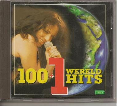 Grote foto 100 1wereld hits muziek en instrumenten cds minidisks cassettes