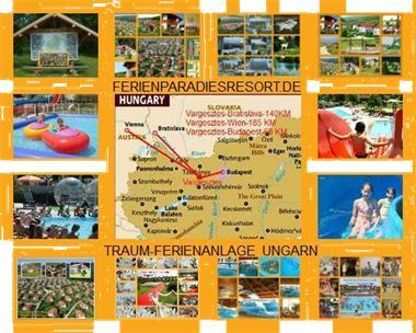 Grote foto hongarije vakantieparadijs top vakantiepark vakantie hongarije