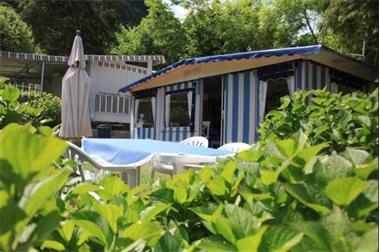 Grote foto luxe caravan meer van lugano porlezza vakantie italie