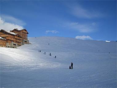 Grote foto luxe skiappartementen in franse alpen vakantie wintersport